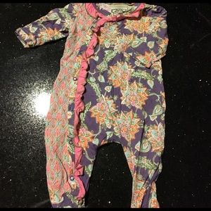 Boutique outfit for 3M girls - excellent condition